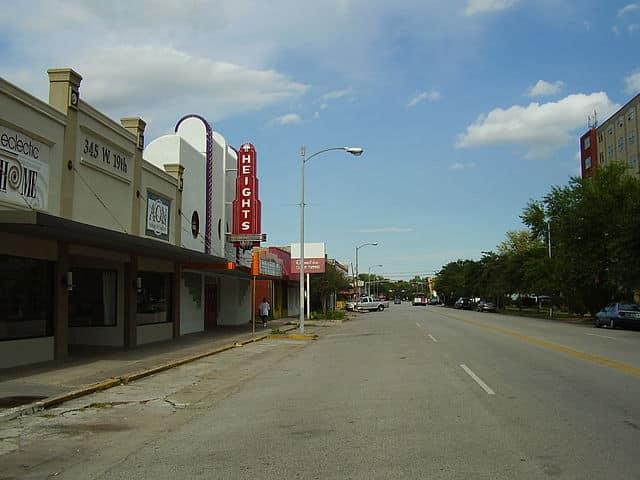 Dumpster Rental Heights Houston